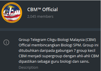 CBM official